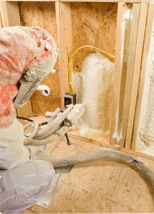 Contact spray foam insulation to find out more about our underfloor insulation solutions as well as learn more its benefits as a under floor insulation foam.